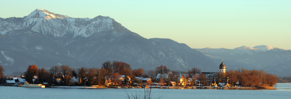 Winter im Chiemgau